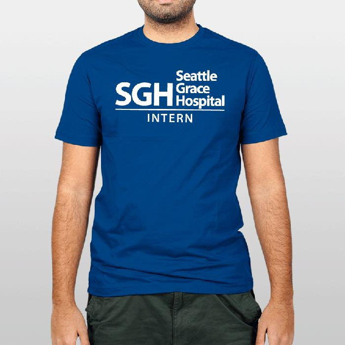 Seattle Grace Hospital Intern