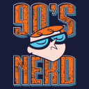 90's Nerd - Dexter's Laboratory Official T-shirt