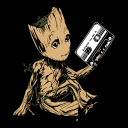 Groot - Marvel Official T-shirt