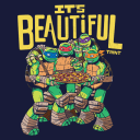 It's Beautiful - TMNT Official T-shirt