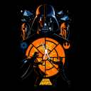 Dark vs Light - Star Wars Official T-shirt