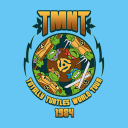 Totally Turtles World Tour - TMNT Official T-shirt
