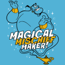 Magical Mischief Maker  - Disney Official T-shirt