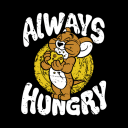 Always Hungry - Tom & Jerry Official T-shirt