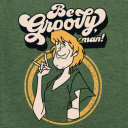 Be Groovy Man! - Scooby Doo Official T-shirt