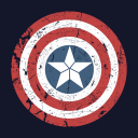 The Shield - Captain America Official T-shirt