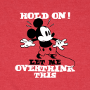 Mickey Mouse: Overthink - Disney Official T-shirt
