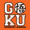 Goku: Legendary Warrior -  Dragon Ball Z Official T-shirt