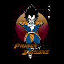 Prince Of All Saiyans -  Dragon Ball Z Official T-shirt