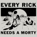 Every Rick Need A Morty - Rick And Morty Official T-shirt