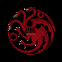 Fire and Blood - Game Of Thrones Official Sweatshirt