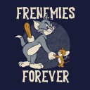 Frenemies Forever - Tom & Jerry Official T-shirt