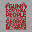 George R. R. Martin Kills People