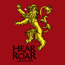 Hear Me Roar - Game Of Thrones Official T-shirt