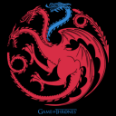 Ice Targaryen  - Game Of Thrones Official T-shirt