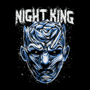The Night King (Glow In The Dark) - Game Of Thrones Official T-shirt