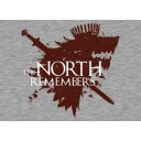 The North Remembers (Limited Edition) - Game Of Thrones Official T-shirt