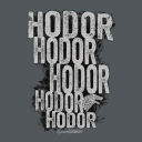 Hodor - Game Of Thrones Official T-shirt