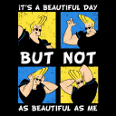 Beautiful Day - Johnny Bravo Official T-shirt