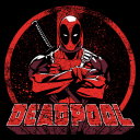 Deadpool: Logo - Marvel Official T-shirt