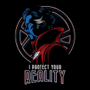 Protect Your Reality - Marvel Official T-shirt