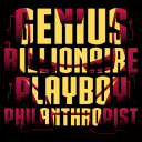 Genius Billionaire Playboy Philanthropist - Marvel Official T-shirt