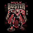 Hulk Buster - Marvel Official T-shirt