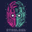 Starlord - Marvel Official T-shirt
