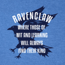 Ravenclaw Values - Harry Potter Official T-shirt