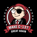 Make C-137 Great Again - Rick And Morty Official T-shirt