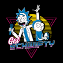 You Gotta Get Schwifty (Glow In The Dark) - Rick And Morty Official T-shirt