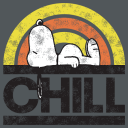Snoopy: Chill - Peanuts Official T-shirt