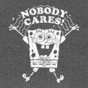 Nobody Cares  - SpongeBob SquarePants Official T-shirt
