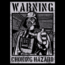 Choking Hazard - Star Wars Official T-shirt