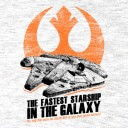 Fastest Starship - Star Wars Official T-shirt