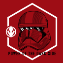 Power Of The Dark Side - Star Wars Official T-shirt