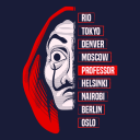 The Heist Crew [Pre-order - Ships Between 15th-20th June 2020]