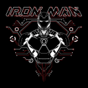 The Iron Soldier (Glow In The Dark) - Marvel Official T-shirt