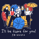 Umbrella - Friends Official T-shirt