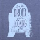I'm The Droid You're Looking For - Star Wars Official T-shirt