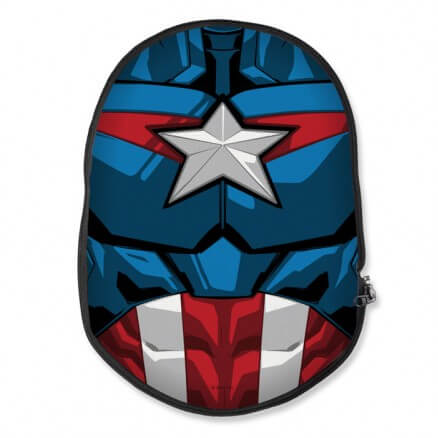 Captain America Suit - Marvel Official Backpack