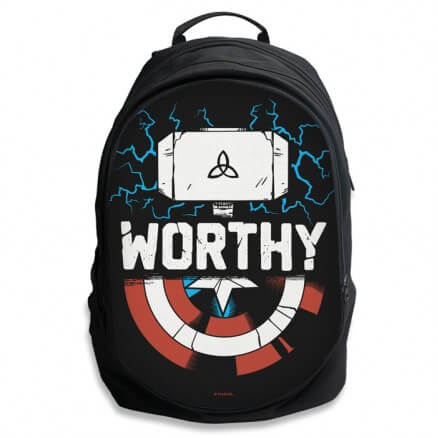 Worthy - Marvel Official Backpack