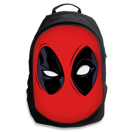 Deadpool: Mask - Marvel Official Backpack