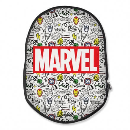 Marvel: Doodles - Marvel Official Backpack