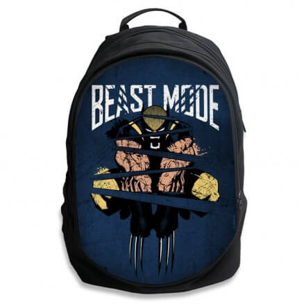 Wolverine: Beast Mode - Marvel Official Backpack