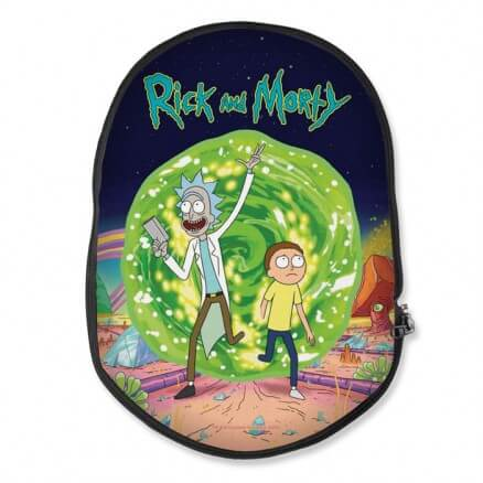 Ricksy Business - Rick And Morty Official Backpack