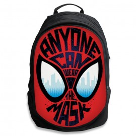 Anyone Can Wear The Mask - Marvel Official Backpack
