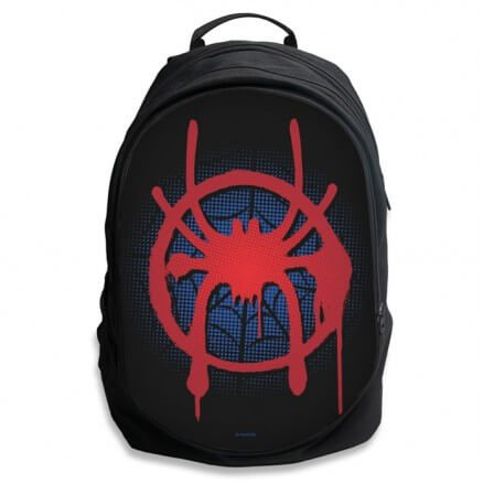 Spider-Verse: Miles Morales Logo - Marvel Official Backpack