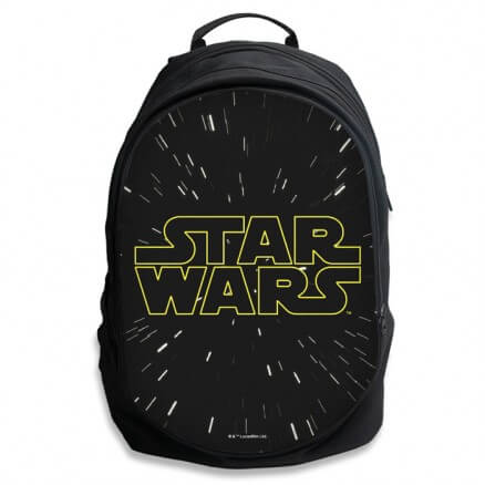 Star Wars: Logo - Star Wars Official Backpack