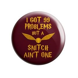99 Magical Problems - Badge